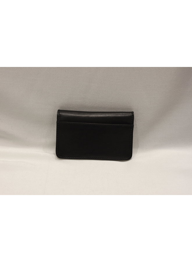 Wallet cardholder w/3 sections and snap 917171