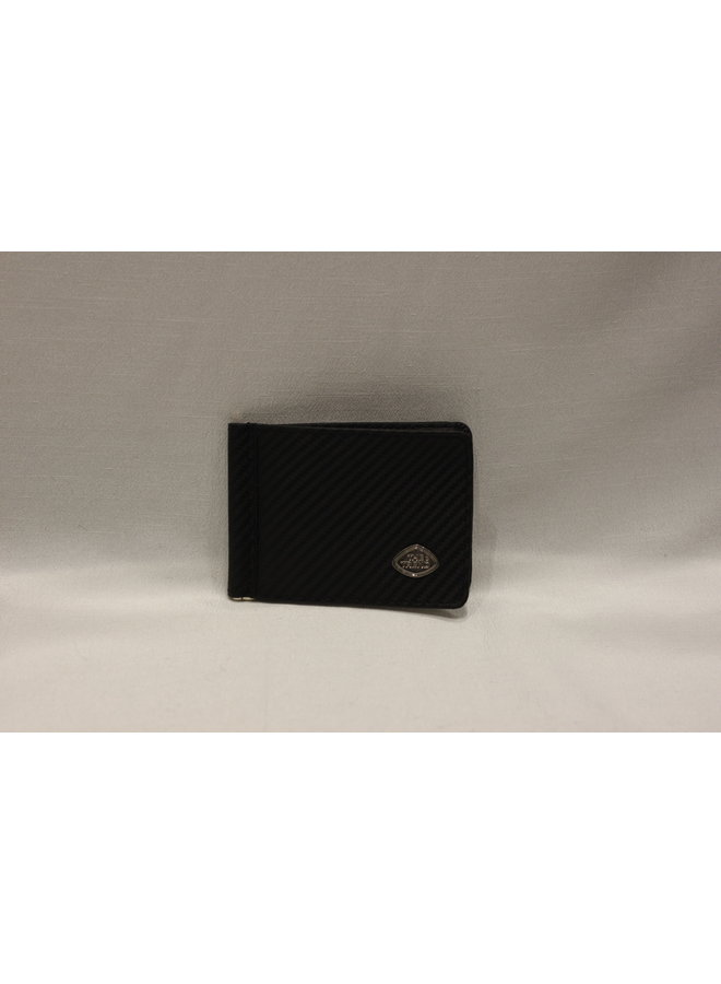 Wallet Cardholder w/money clip 3857034