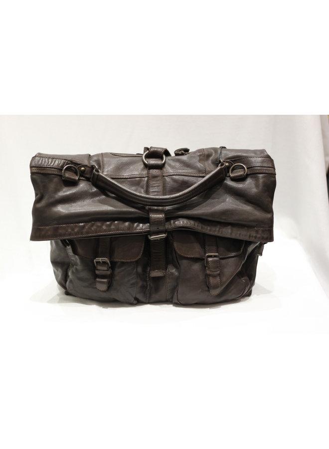 X-Large Hybrid Briefcase Backpack w/laptop pocket 22344