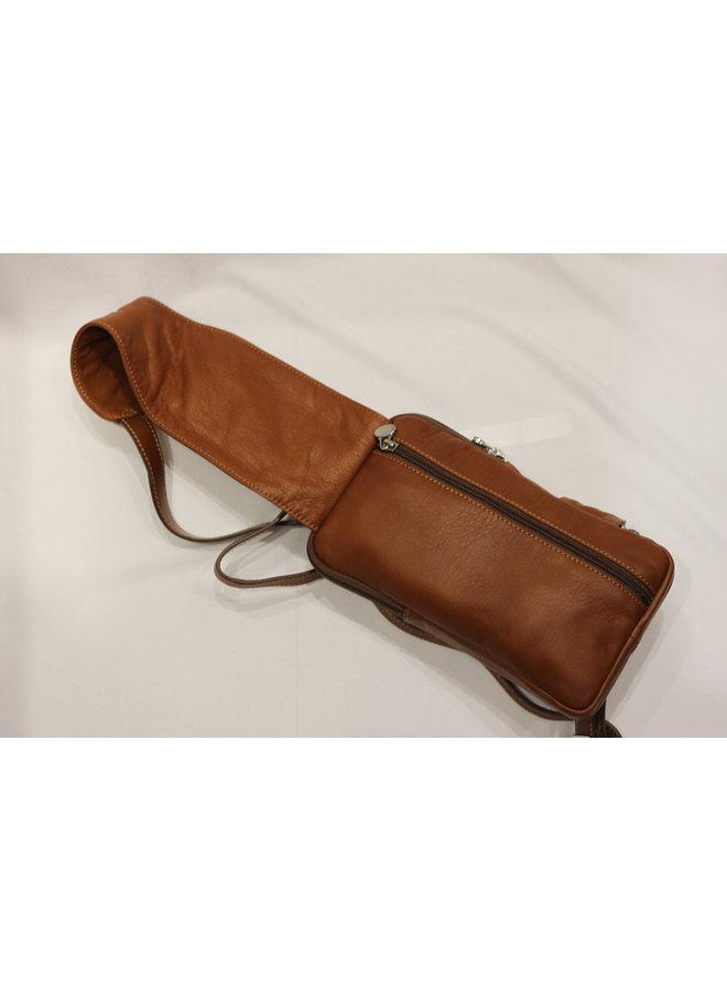 Small Crossbody pack w/pockets 582170