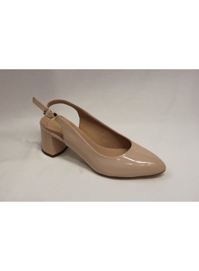 "Slingback Pump with 1.5"" heel B-4332-2379"