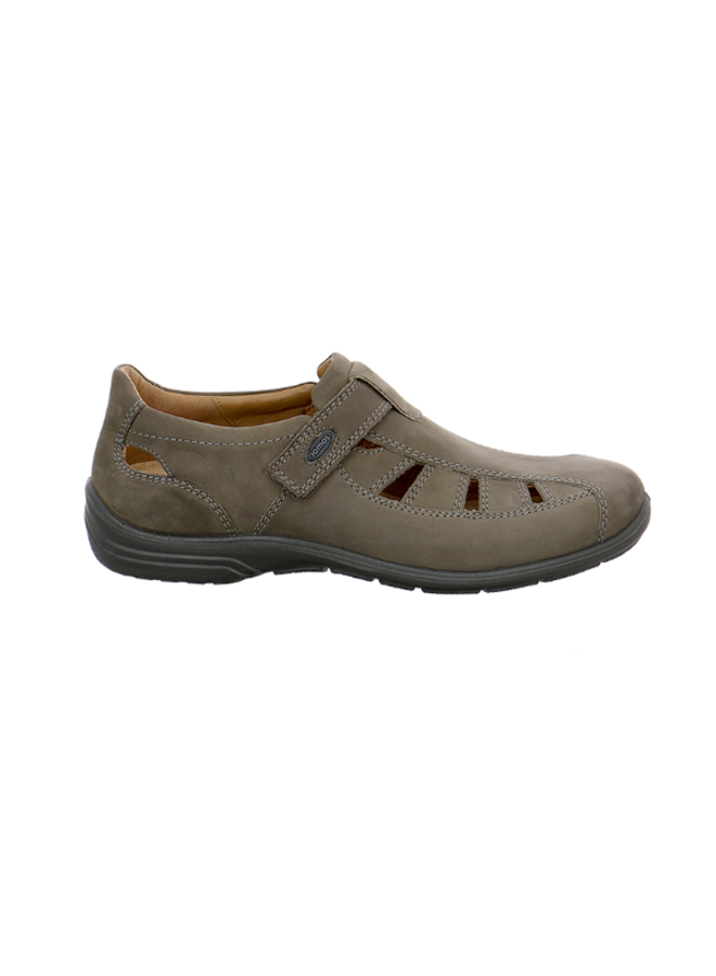 Closed Slip-On Sandal 305201