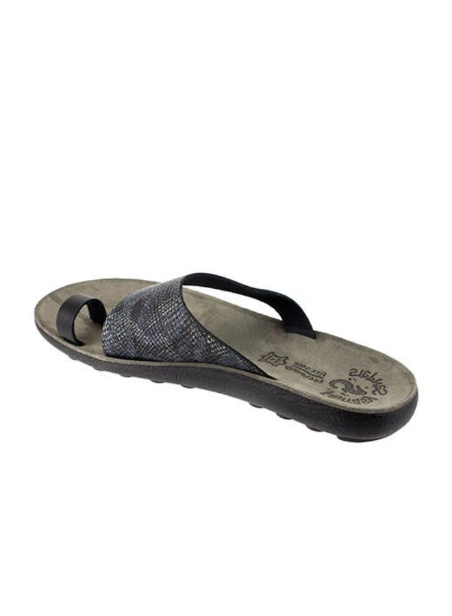 Toe-Strap Flat Sandal ERIN