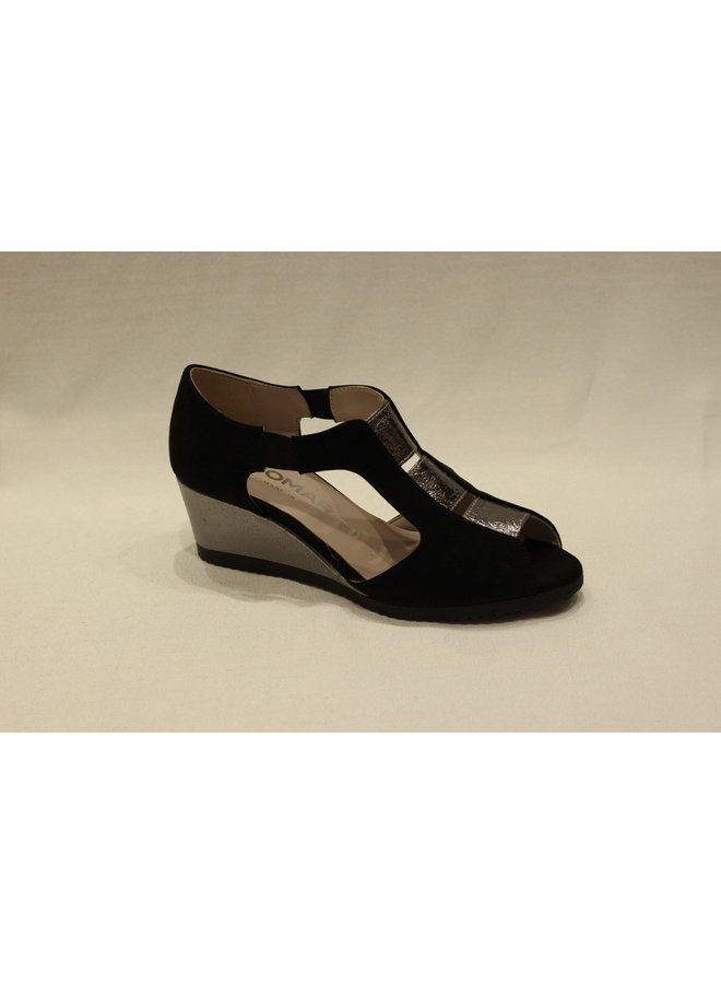 Wedge open toe 022887