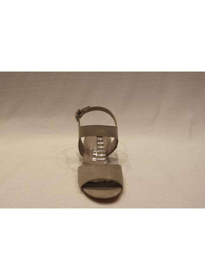 Embellished Strap sandal 453443