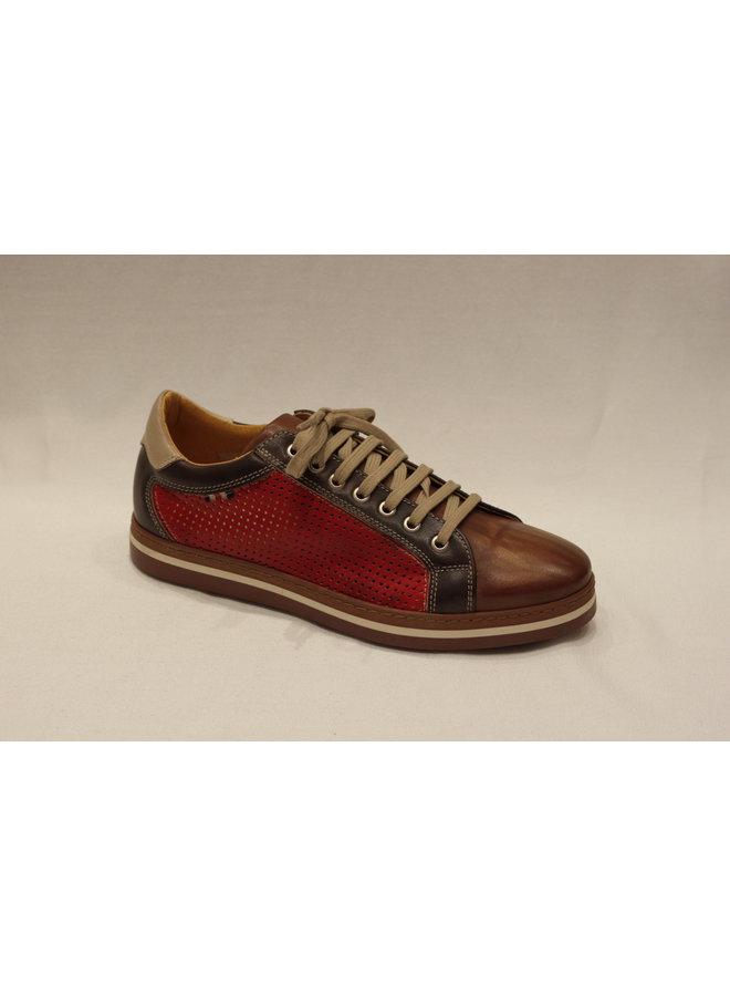 Bi-color sneaker 01 TUFFATO
