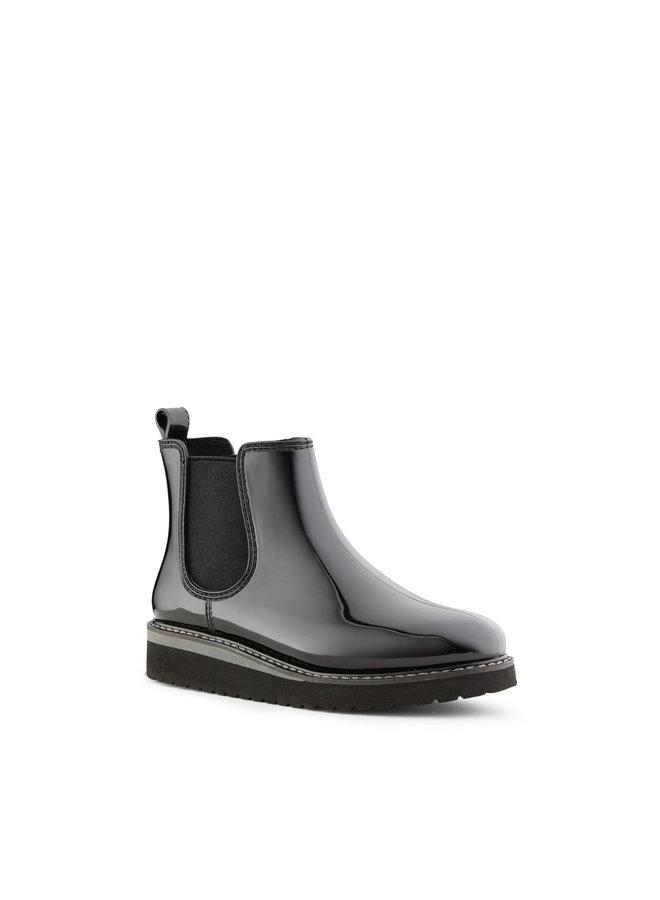 Short wedge rain bootie KENSINGTON