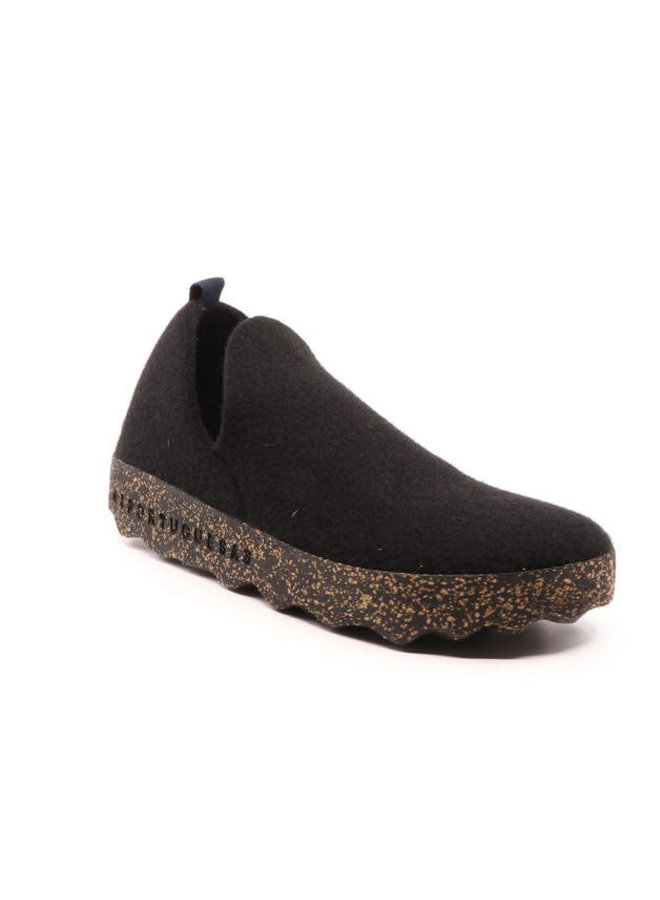Wool slip-on CITY