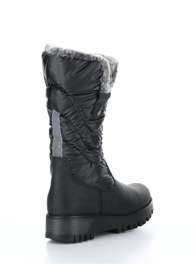 Zipped lunar boot ASTRID