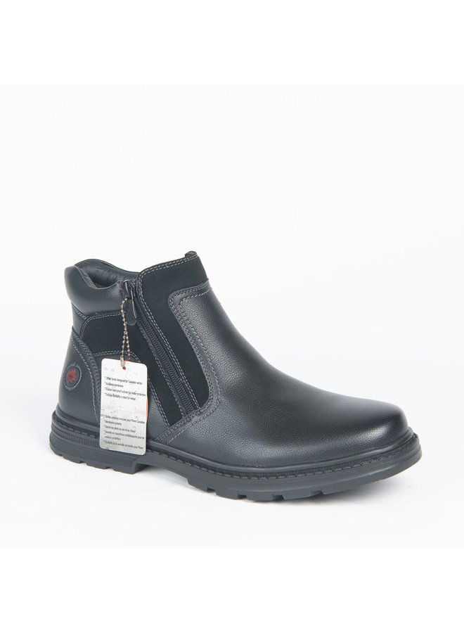 MSH.04 zip boot NASH
