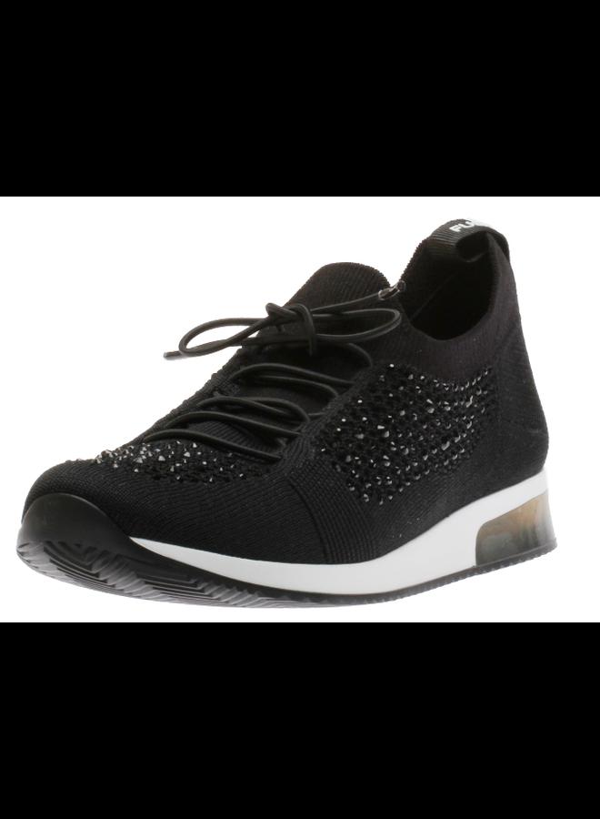 Wedge elasticized sneaker LYSSA 24005