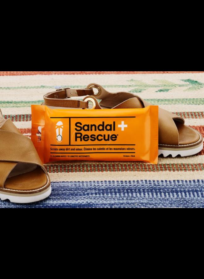 Sandal & Sneaker Rescue Wipes