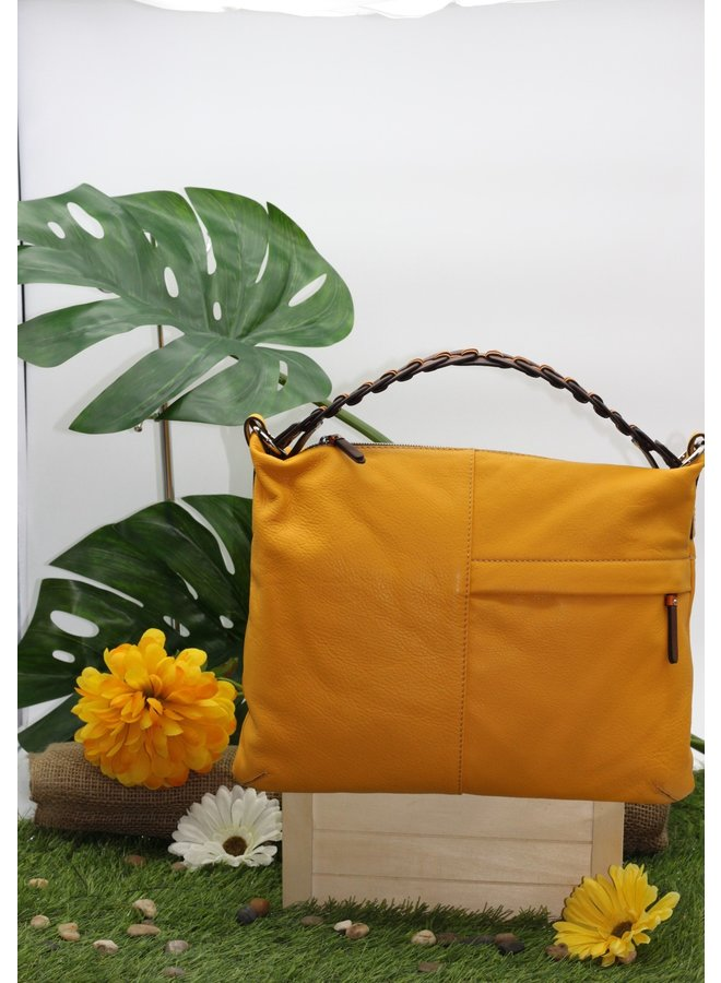 Large Braided Tote 3534469
