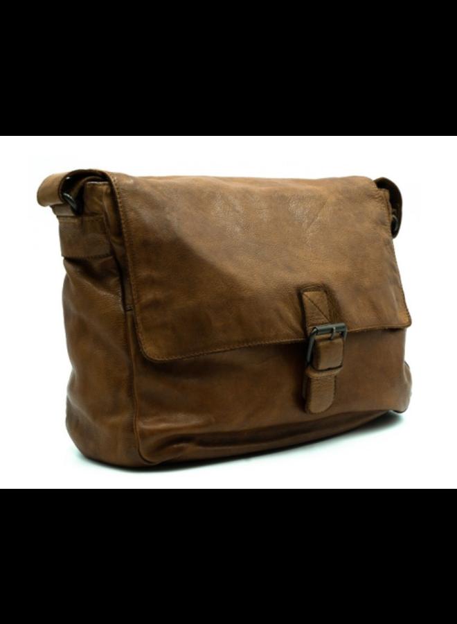 Midsize Messenger bag w/padded pocket 22746