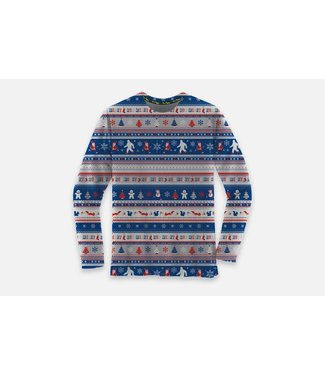 BROOKS Men's Ugly Sweater Long Sleeve