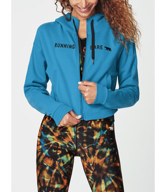 Running Bare Women's Most Wanted Crop Hoodie