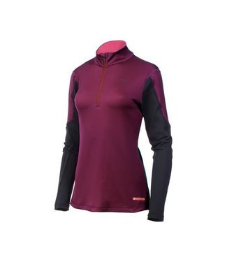 MIZUNO Women's Breath Thermo Half-Zip