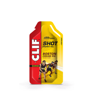Clif Bar Shot Energy Gel - Boston Cream Pie