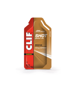 Clif Bar Shot Energy Gel - Mocha