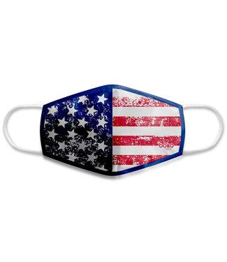 BOCO GEAR Face Mask - US Flag