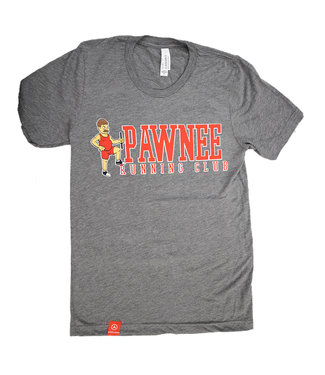 ATHLETIC ANNEX Unisex Pawnee Running Club