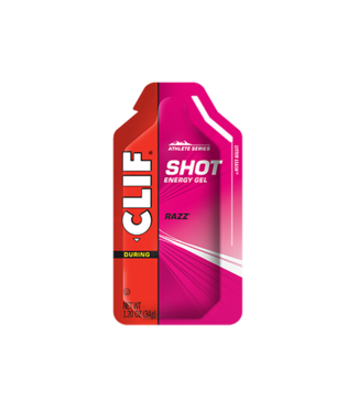 Clif Bar Shot Energy Gel - Razz