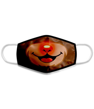 BOCO GEAR Holiday Face Mask - Rudolph