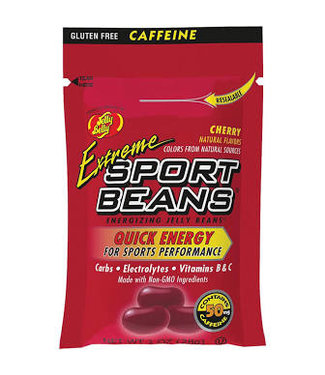 Jelly Belly Extreme Sport Beans - Extreme Cherry