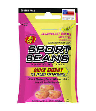 Jelly Belly Sport Beans - Strawberry Banana Smoothie