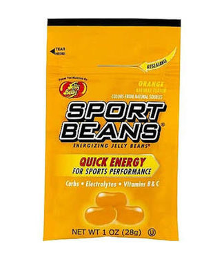 Jelly Belly Sport Beans - Orange