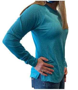 NEW BALANCE Women's Q Speed Jacquard Long Sleeve