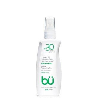 bü SPF 30 Ultrafine WOWmist Sunscreen