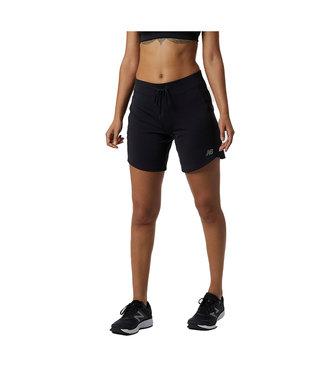 NEW BALANCE Women's Impact Run 7 Inch Short