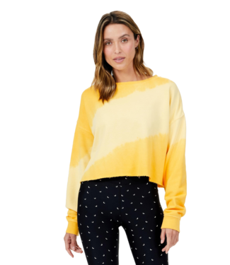 THE UPSIDE Women's Montay Cropped Crew