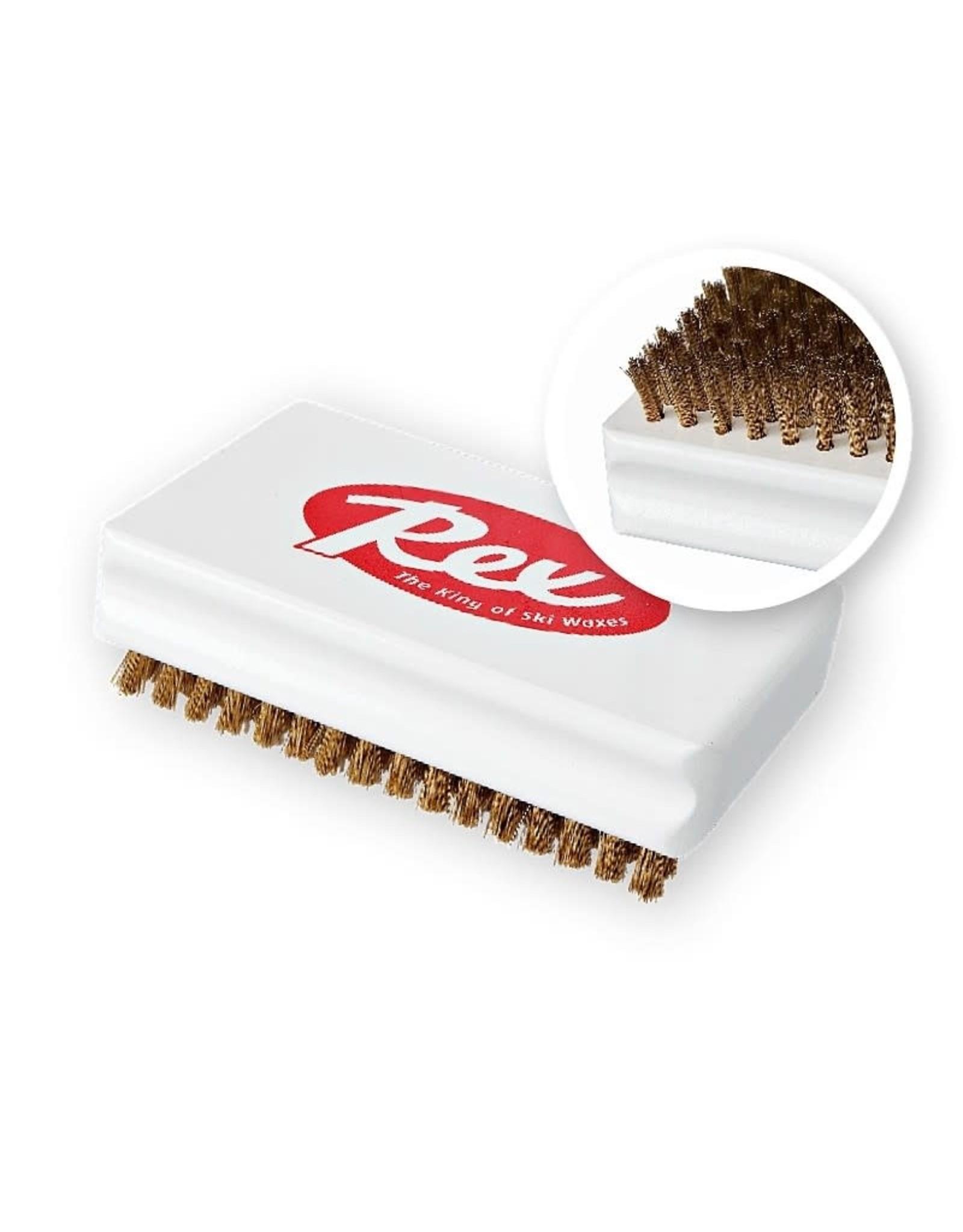 Rex Rex Brass Brush