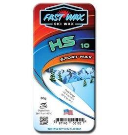 Fast Wax Fast Wax HS 10 Teal