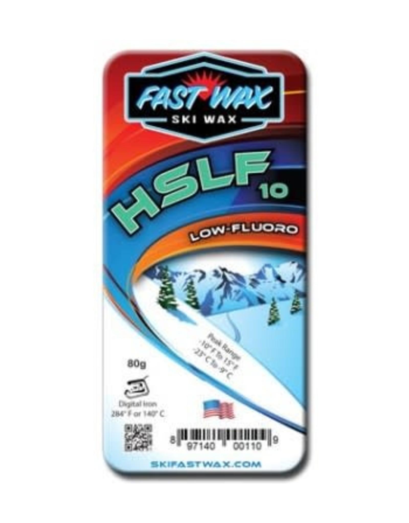 Fast Wax Fast Wax HSLF 10 Teal