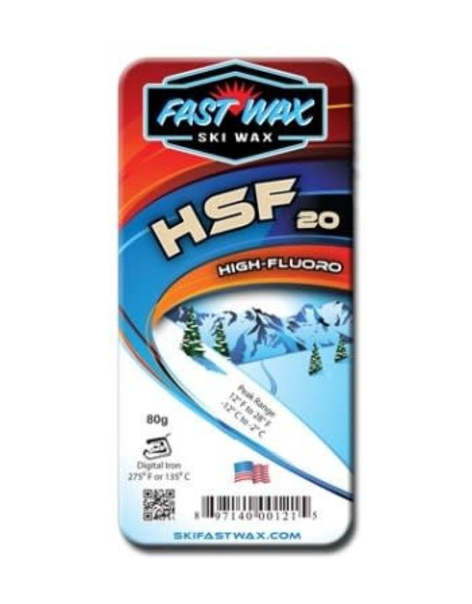 Fast Wax Fast Wax HSF 20 Tan