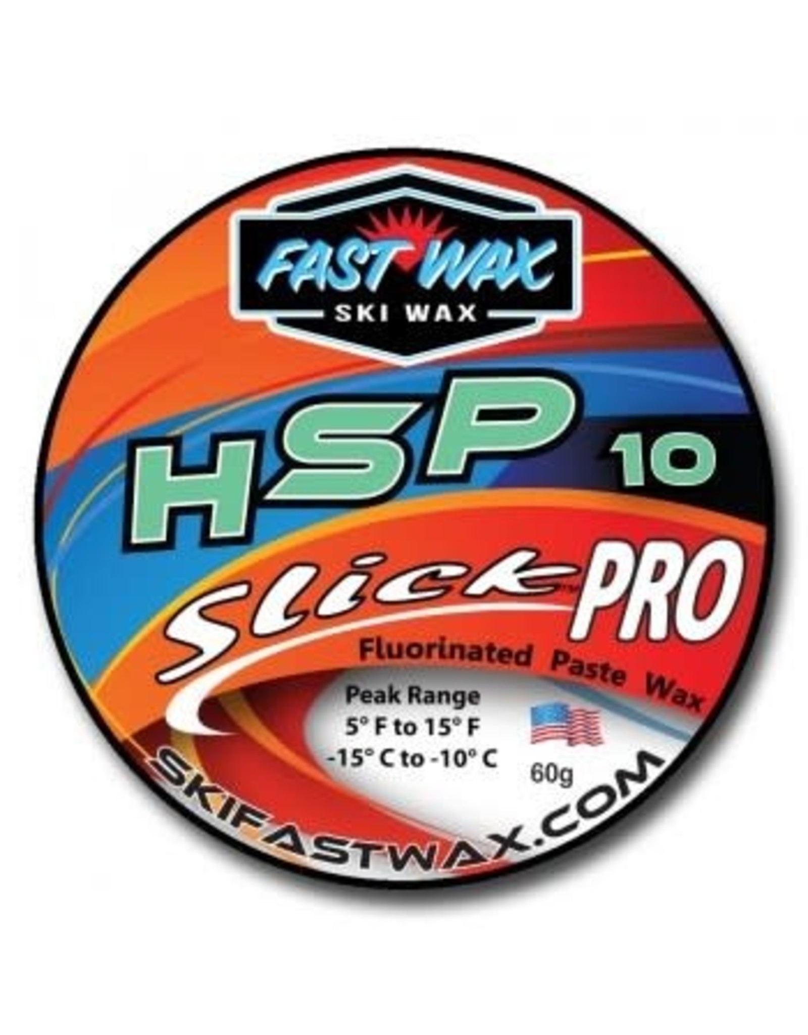 Fast Wax Fast Wax SlickPro HSP 10 Green