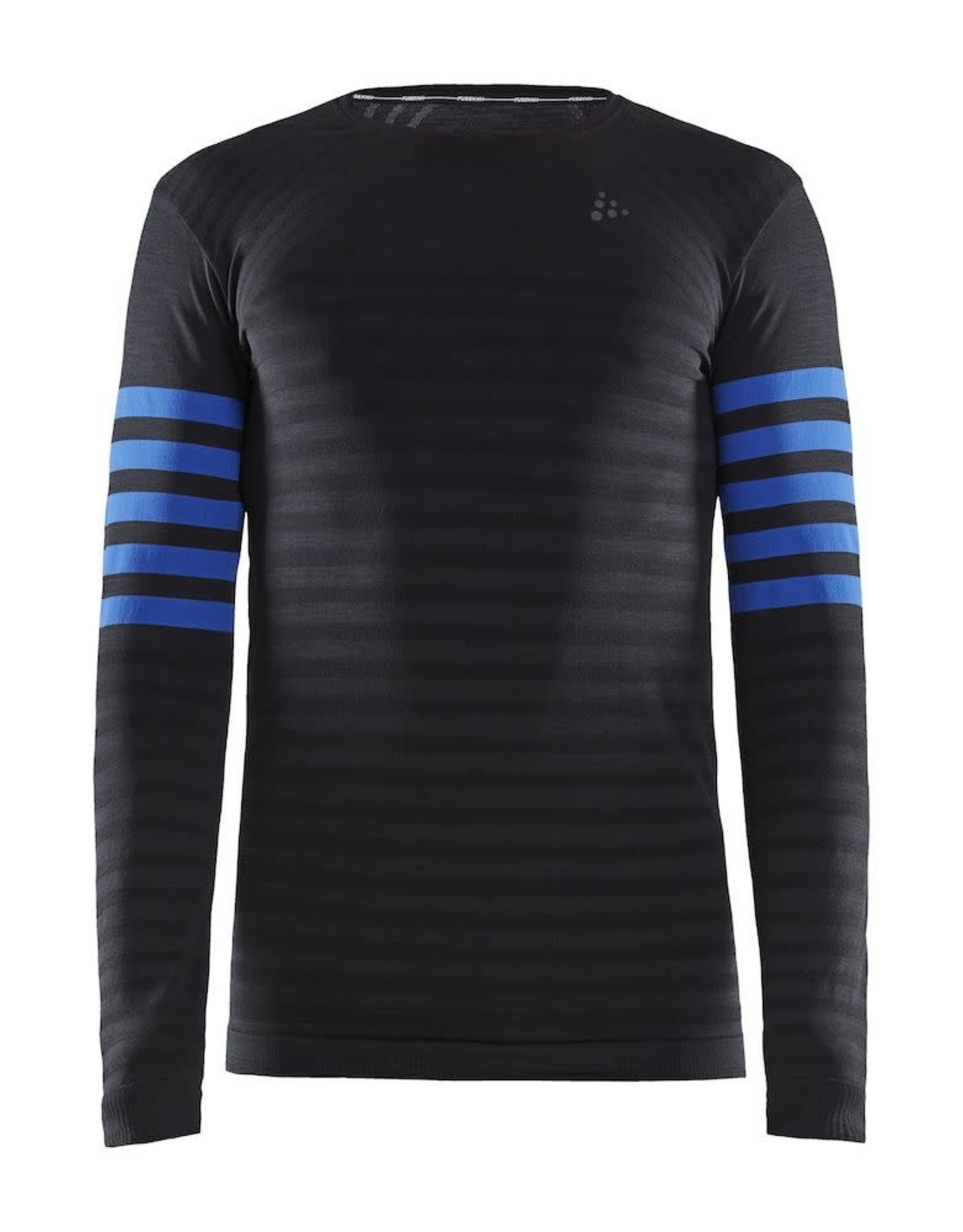 Craft Craft Fuseknit Comfort Blocked RN LS Baselayer Men's