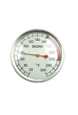 Finnleo Finnleo Thermometer, Round