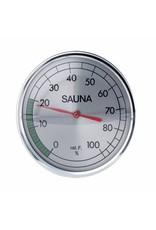 Finnleo Finnleo Hygrometer, Round