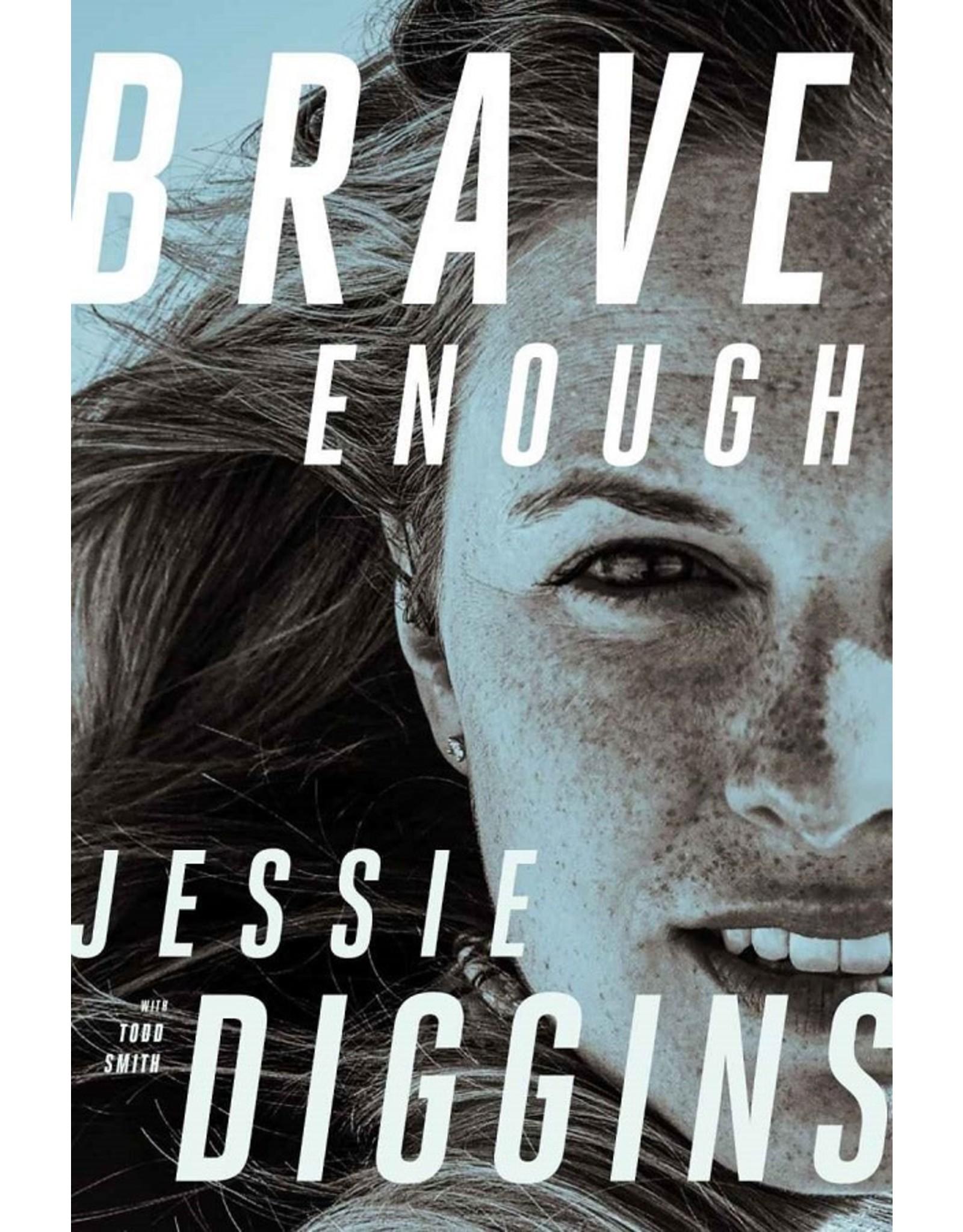 Brave Enough by Jessie Diggins
