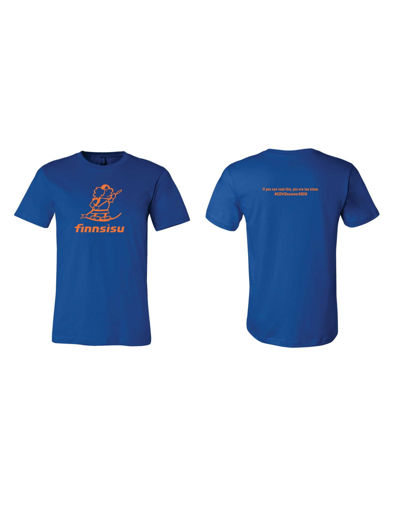 Finn Sisu Covid T Shirt - MEN