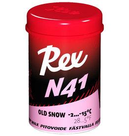 "Rex Rex Kick N41 Pink ""Old Snow"" 45g"