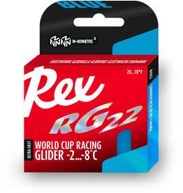 Rex Rex Glider RG22 Blue 40g