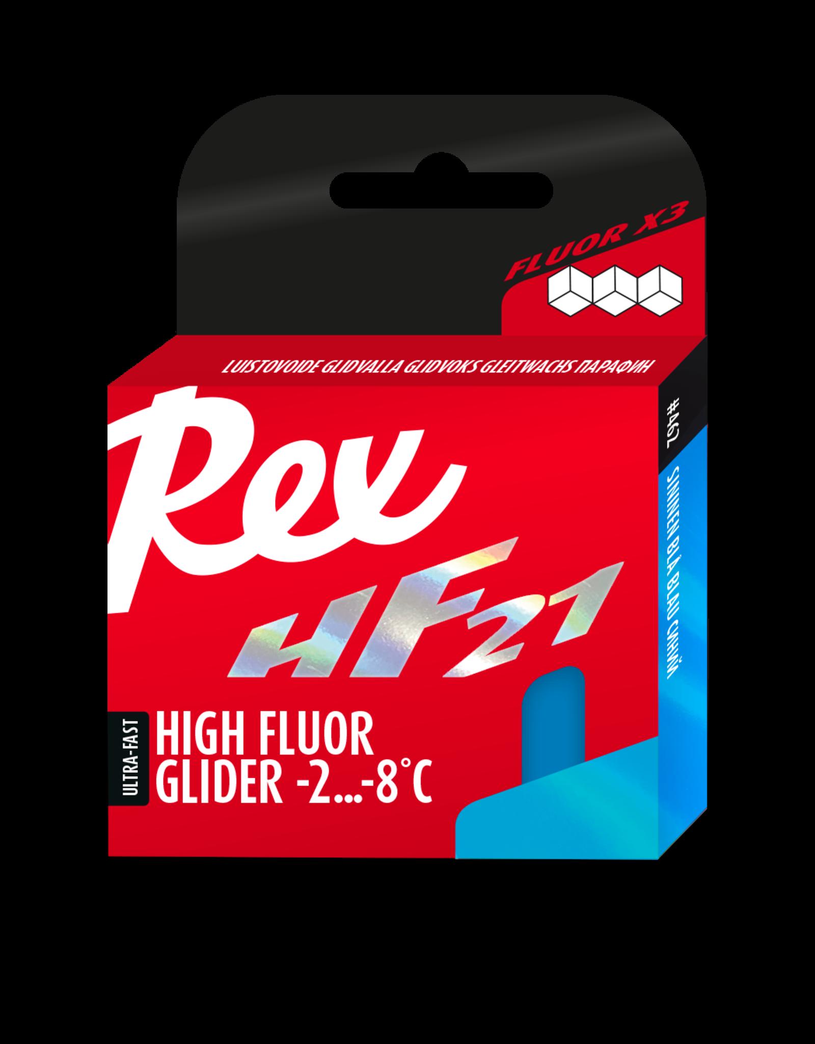 Rex Rex Glide HF21 Blue