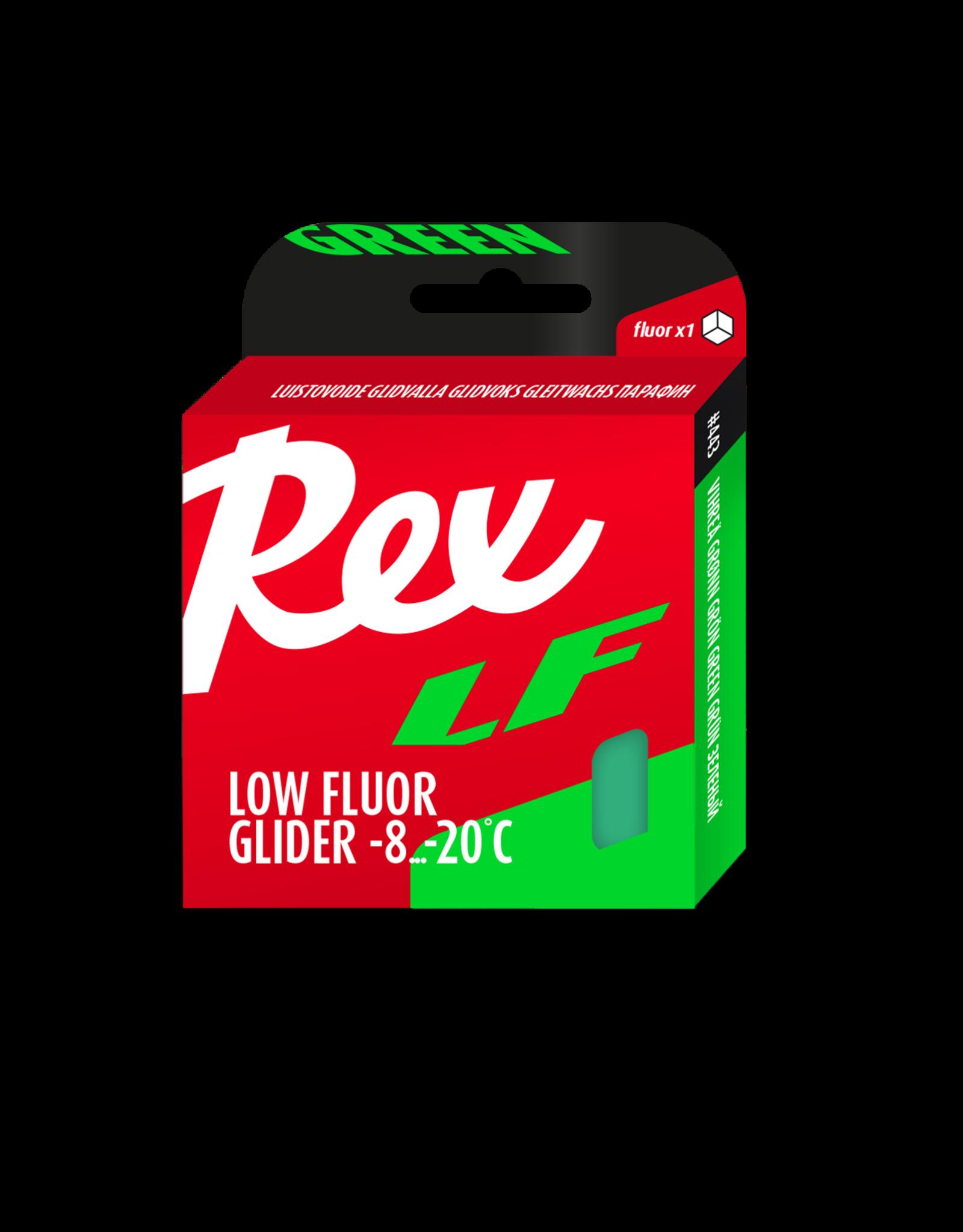 Rex Rex Glide LF Green
