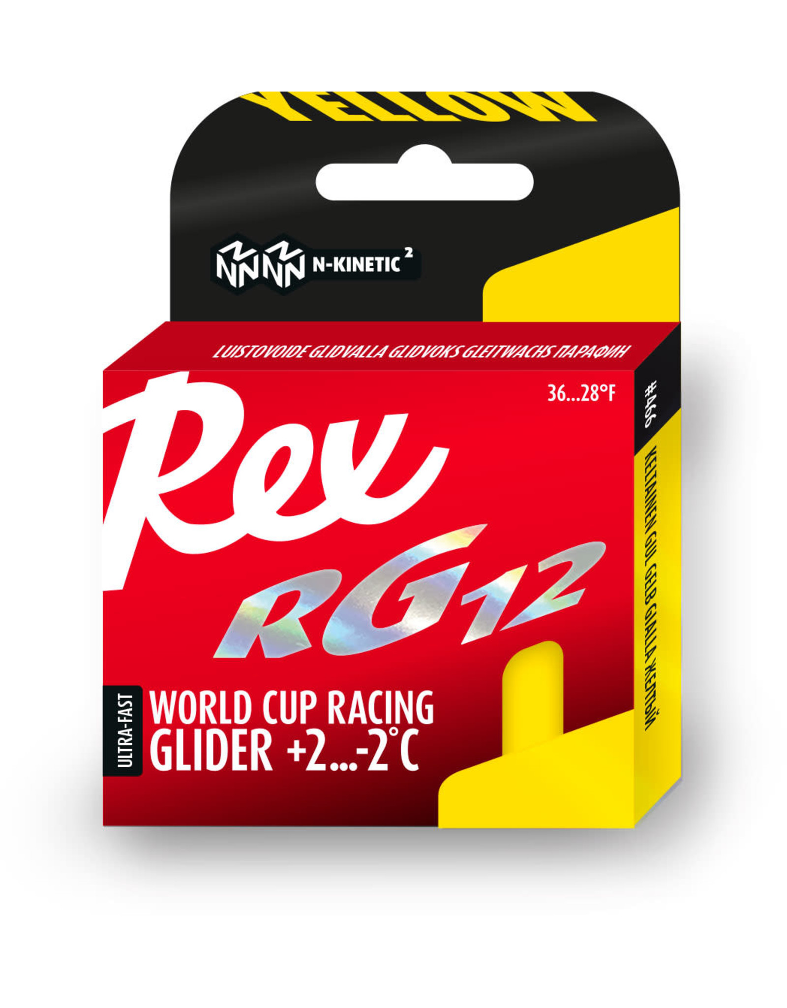 Rex Rex Glider RG12 Yellow
