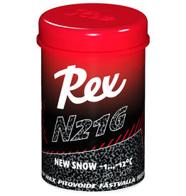 "Rex Rex Kick N21 Black ""New Snow"""